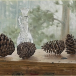 block-gregory-pine-cones-10x18-oil-1850