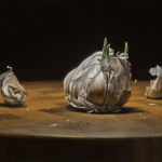 sprouting-garlic